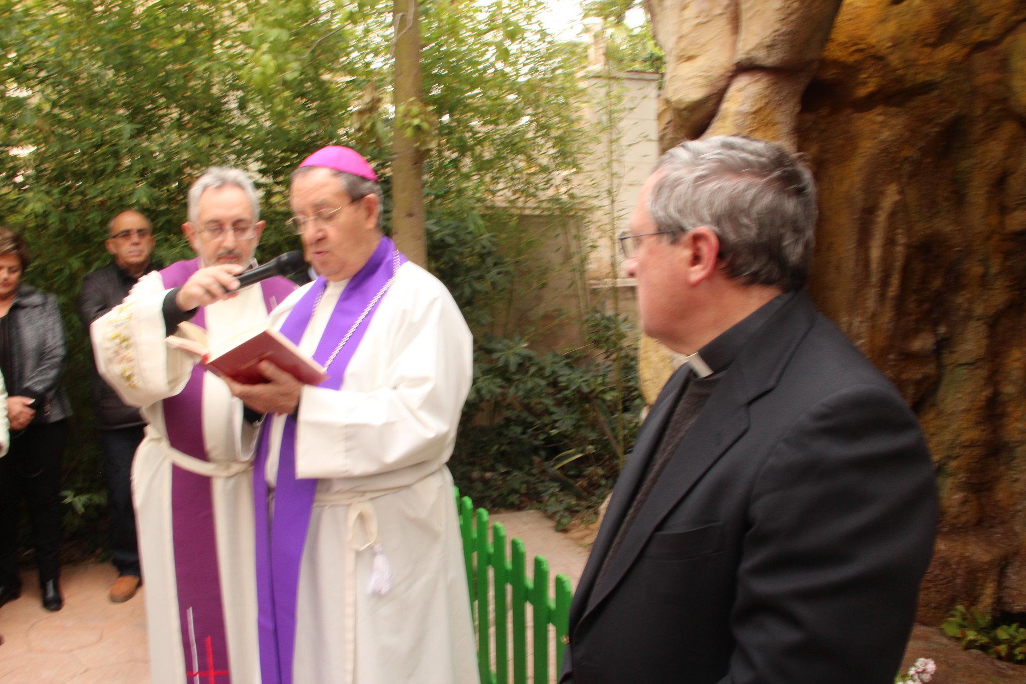 (2016-02-13) - Inauguración Virgen De Lourdes, La Molineta - Archivo La Molineta (077)
