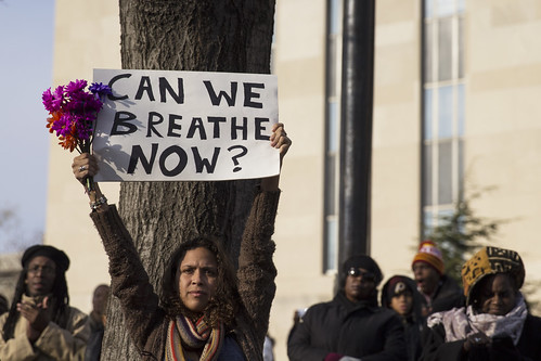 Can We Breathe Now? Black Lives Matter | by Lorie Shaull