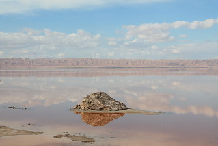 Chott el Jerid salt Lake, Tunisia | by LeszekZadlo