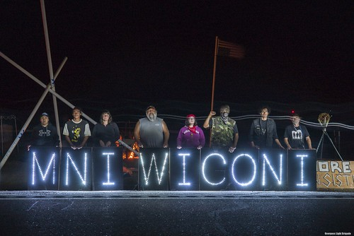 Water Is Life | by Overpass Light Brigade