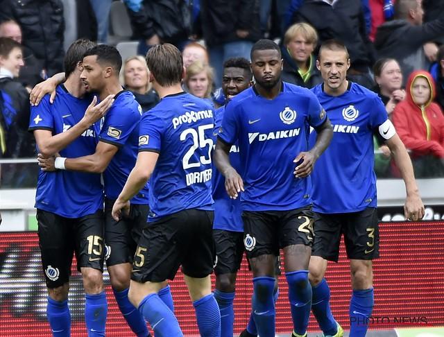 Club - AA Gent 02-10-2016