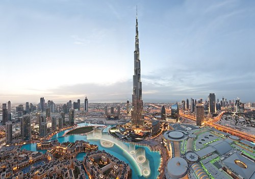 Dubai is a strategic gateway to the world making it the ideal candidate to host the World Expo 2020 | by aerobd
