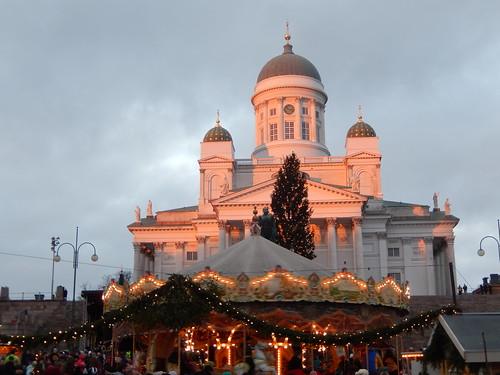 Tuomaan Markkinat/Christmas Market in Helsinki | by KaarinaT