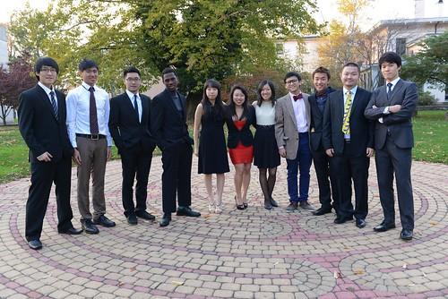 Freeman scholars reception