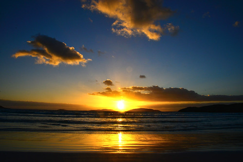 ocean sunset sky cloud beach twilight westernaustralia esperance
