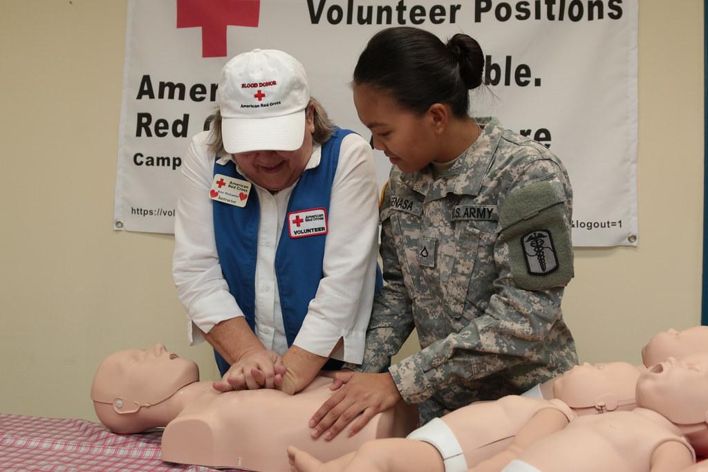 Battle Buddy CPR | American Red Cross Certified ...