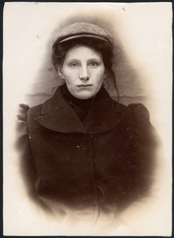 Mary Brewis, arrested for stealing coal