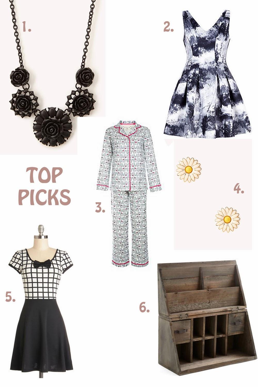 Top picks I love: week 46