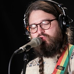 Wed, 04/03/2015 - 11:36am - Matthew E. White  Live in Studio A, 3.4.2015 Photographer: Deirdre Hynes