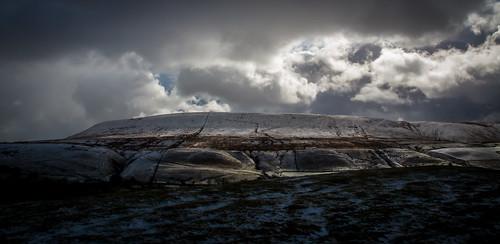 landscape view meg lancashire pendle