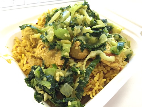 Chicken Curry Bowl | by queenkv