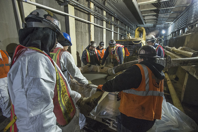 Second Avenue Subway Update: February 27, 2015