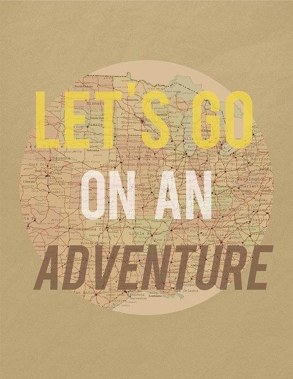 Holiday Announcement: Let's go on an adventure!
