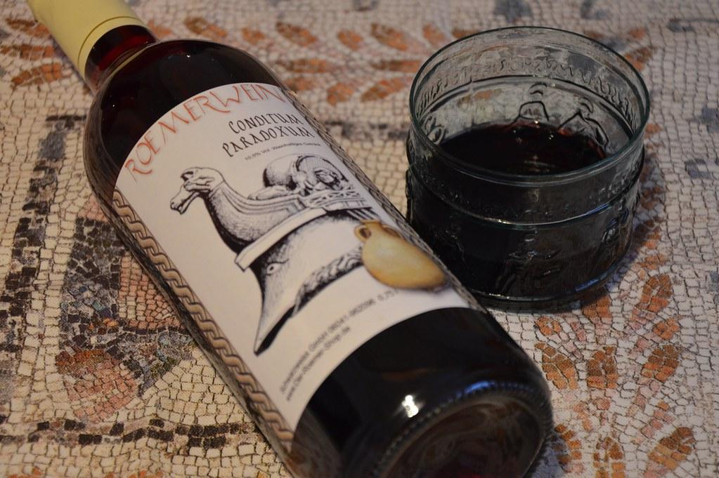 Resultado de imagen de vino conditum paradoxum,
