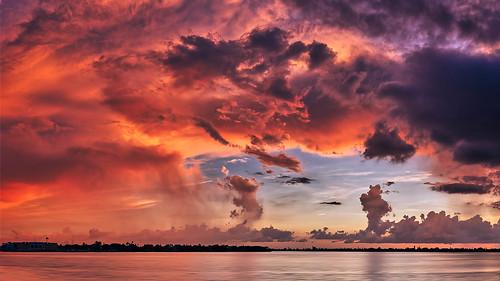 sunset storm clouds digital landscapes florida 2016 tierraverde afsnikkor28mmf18g jaspcphotography nikond750