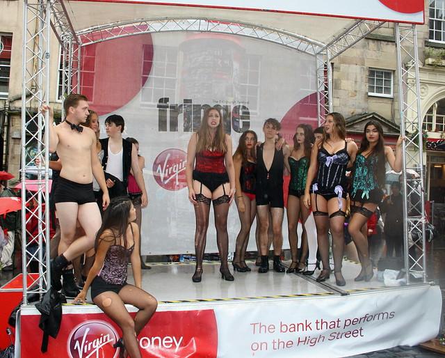 Edinburgh Fringe Festival 2016: Cabaret
