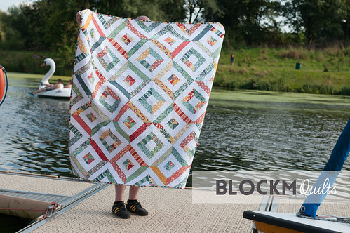 Wind and photo bombed by huge swan. The difficulties of a quilt photo shoot. Thanks to a very patient husband!!