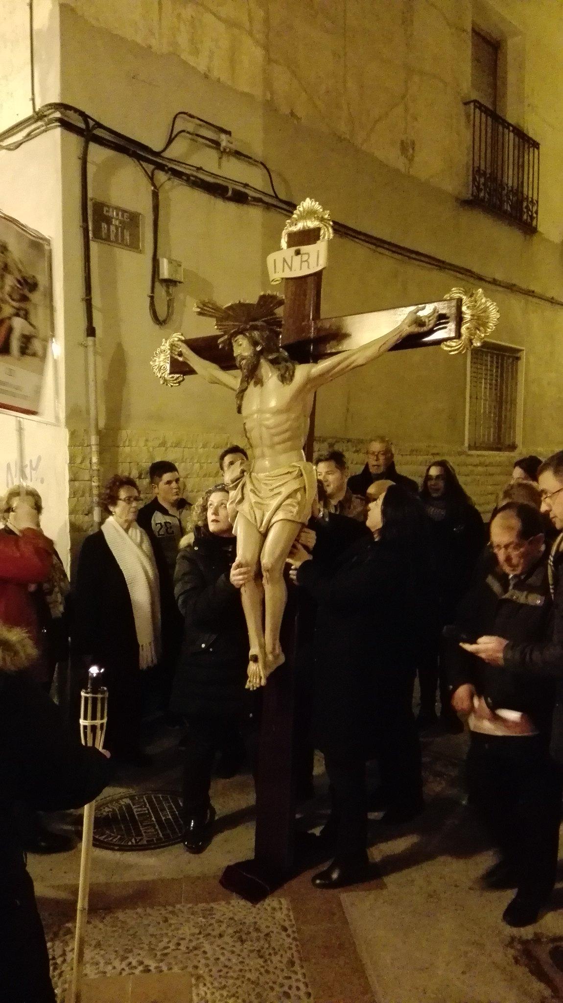 (2016-03-18) - VII Vía Crucis nocturno - Javier Romero Ripoll (083)
