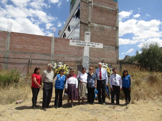 Peru-2016-09-21-International Day of Peace Observed in Peru