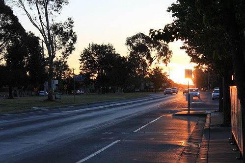 Dusk in Mooroopna | by mertie.