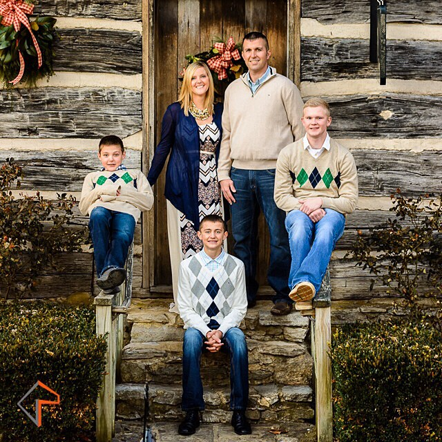 Merry Christmas from the Pelfrey Family! Got to capture some fun images of the Pelfrey family at Waveland State Park last weekend. #kpphotofamily