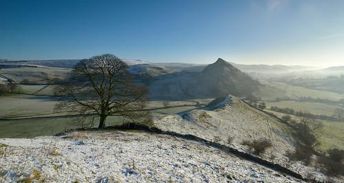 winter snow derbyshire limestone whitepeak chromehill parkhousehill riverdove derbyshirestaffordshireborder walkinginderbyshire upperdove
