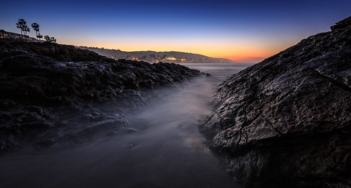 california beach sunrise dawn nikon pch beaches lowtide laguna orangecounty tidepools lagunabeach californiabeaches lagunatidepools 1424mm
