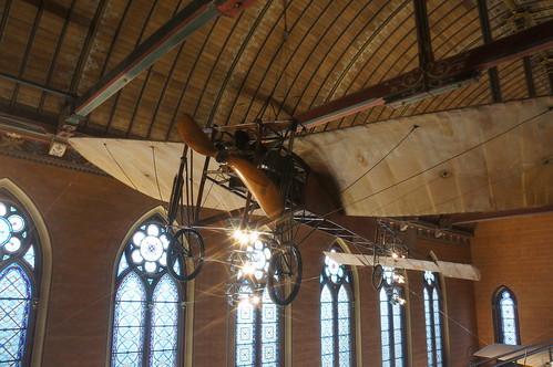 Aéroplane Blériot XI - Musée des arts et métiers