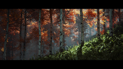 UE4 - SpeedTree | by kooooola