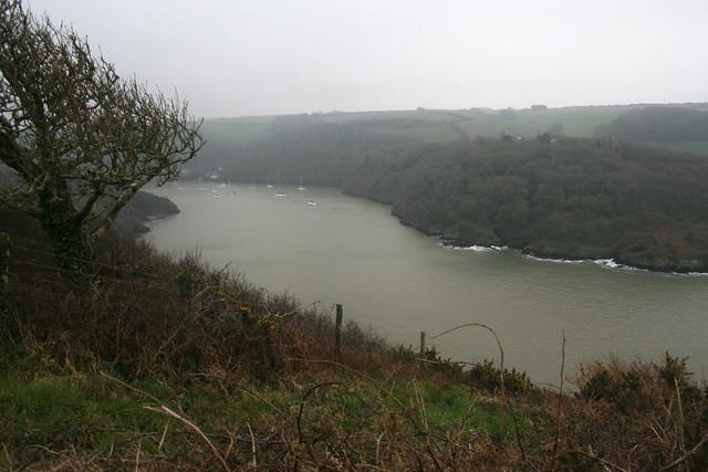 The River Yealm, near Wembury