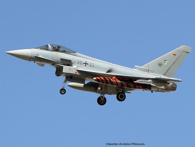 Germany-Air Force. Tiger Meet.