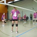 Volley U17 Turnier vom 25. November 2012