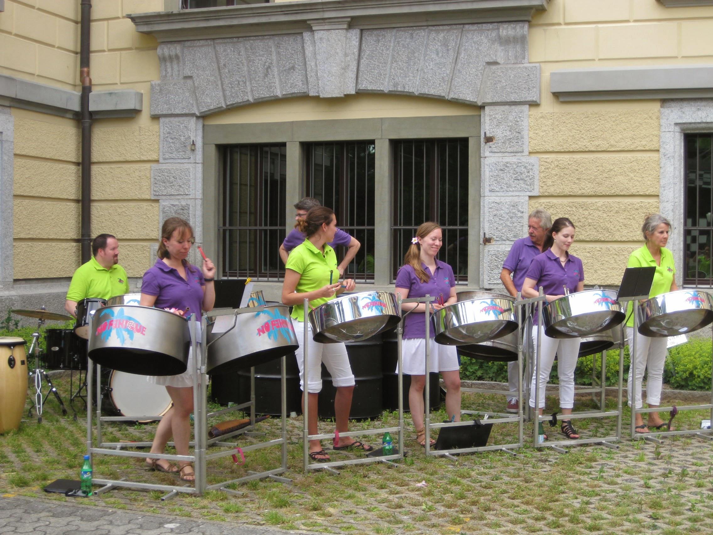 Gedenkkonzert Roland Bühler, 11. Juni 2014, Bern