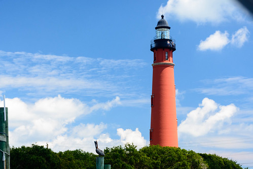 lighthouse light florida nautical nikon d7100 nikond7100 newsmyrnabeach boating architecture 2016