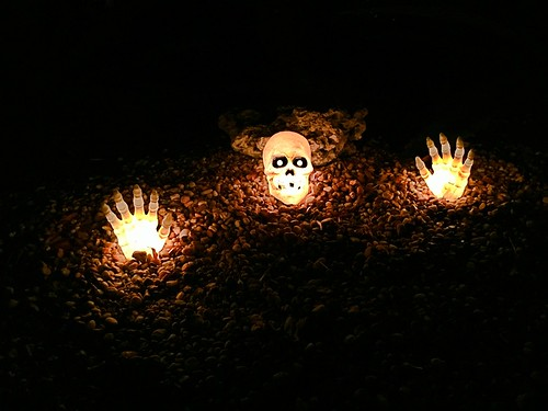 2016 bones decorations halloween hands potd skeletons skulls rocks 1250views