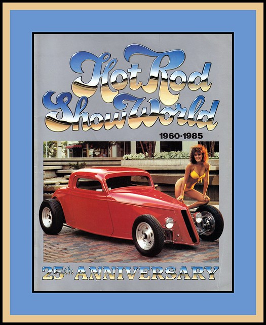 Hot Rod Show World, 1985