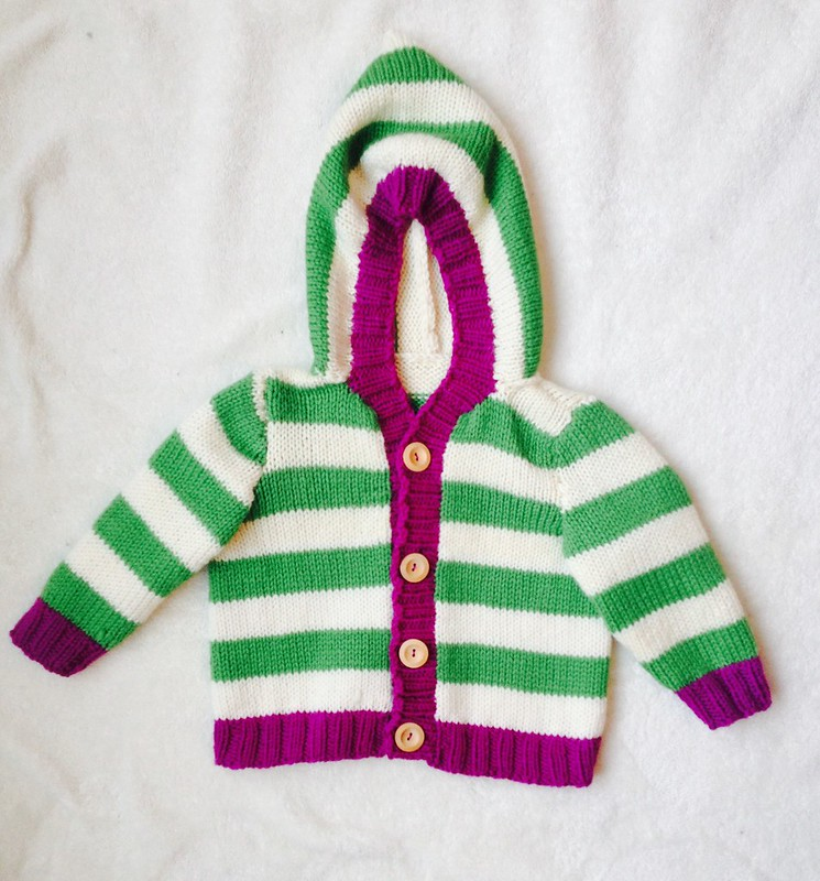 Cardigan for Theda