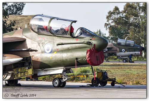 HAF A-7 Retirement, Spotters Day, Araxos B_4 | by Geoff Spinks Photography