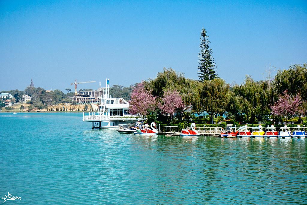 Xuân Hương Lake | Thai Ho | Flickr