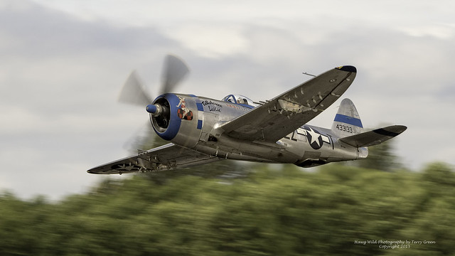 Republic Aviation 1945 P-47D Thunderbolt