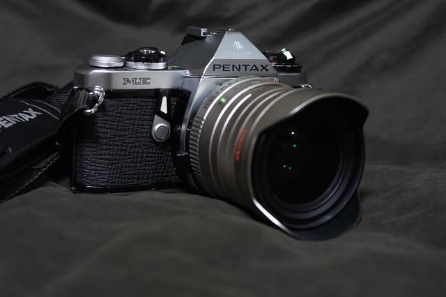 Pentax ME & FA 31mmF1.8AL Limited
