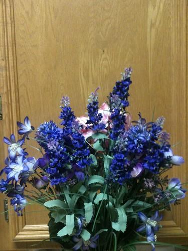 flowers flowerarrangement silkflowers