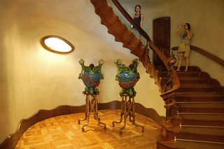 Two Woman and Two Gaudi Vases | by **Mark**