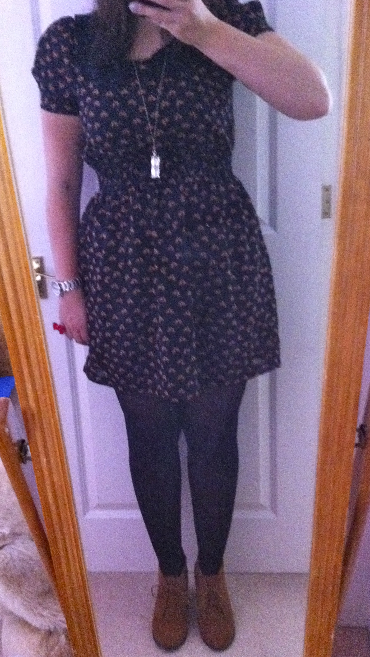 Outfit post: What I Wore on Christmas Day