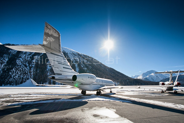 Privat | Global 5000 | M-GRAN | Samedan | LSZS | Febuary 2011
