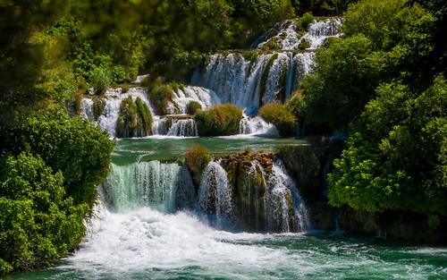 croatia waterfalls rivers krka krkariver krkawaterfalls nikkor182003556 nikond90 riverkrka