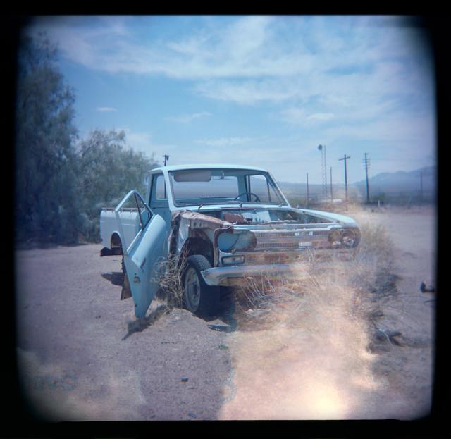 datsun. kelso, ca. 1999.