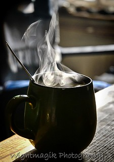 just the weather for hot hot tea...
