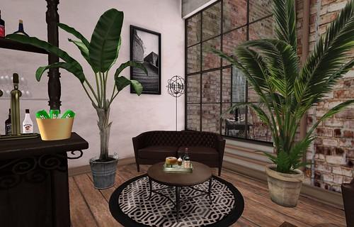Heart Homes | Paddy's Irish Pub Corner View Window | by Hidden Gems in Second Life (Interior Designer)