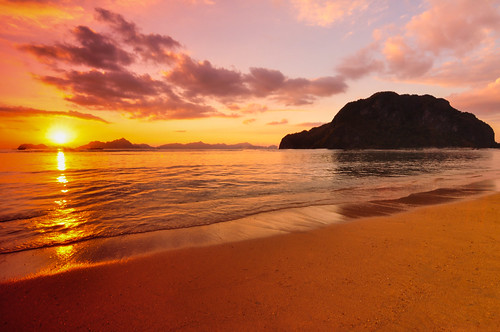 El Nido Sunset | by mendhak